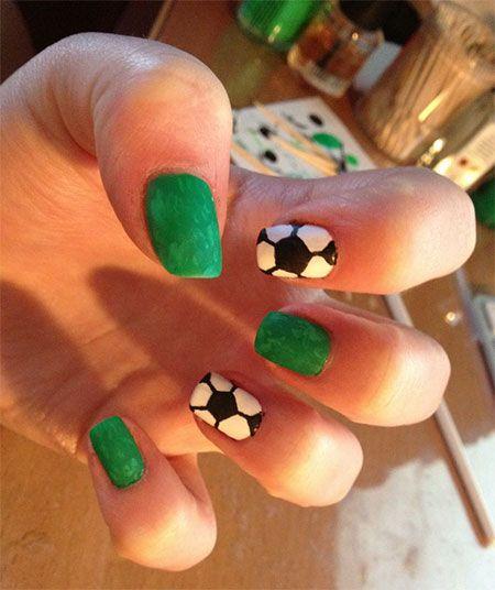 fifa world cup 2014 brazil nail