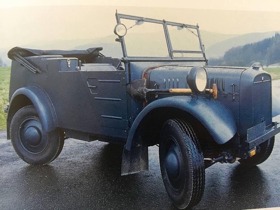 BMW 325 1937