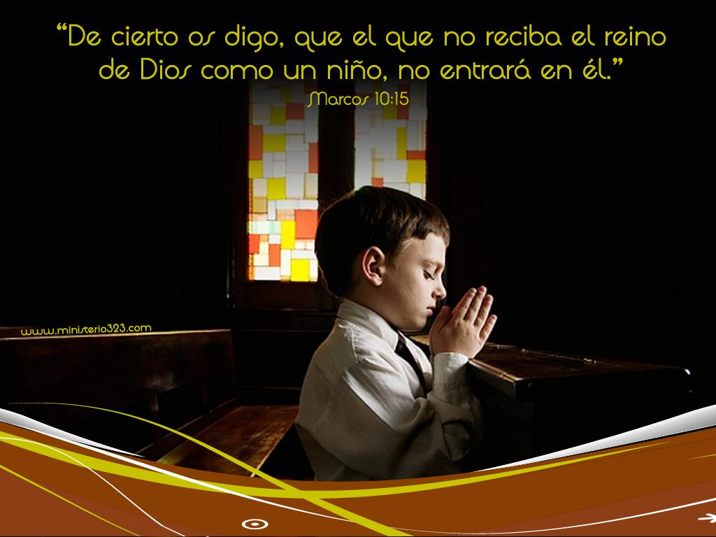 Marcos 10:15