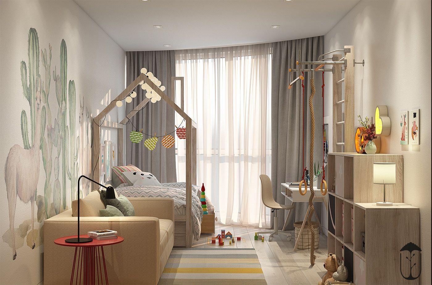 Ui038 On Behance Living Room Design Modern Bedroom Wall Designs Interior Design