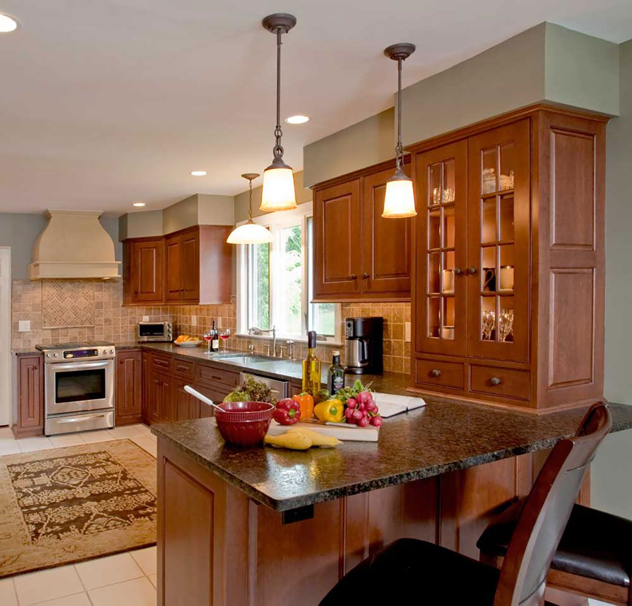 Transitional Kitchens Designs u0026 Remodeling HTRenovations