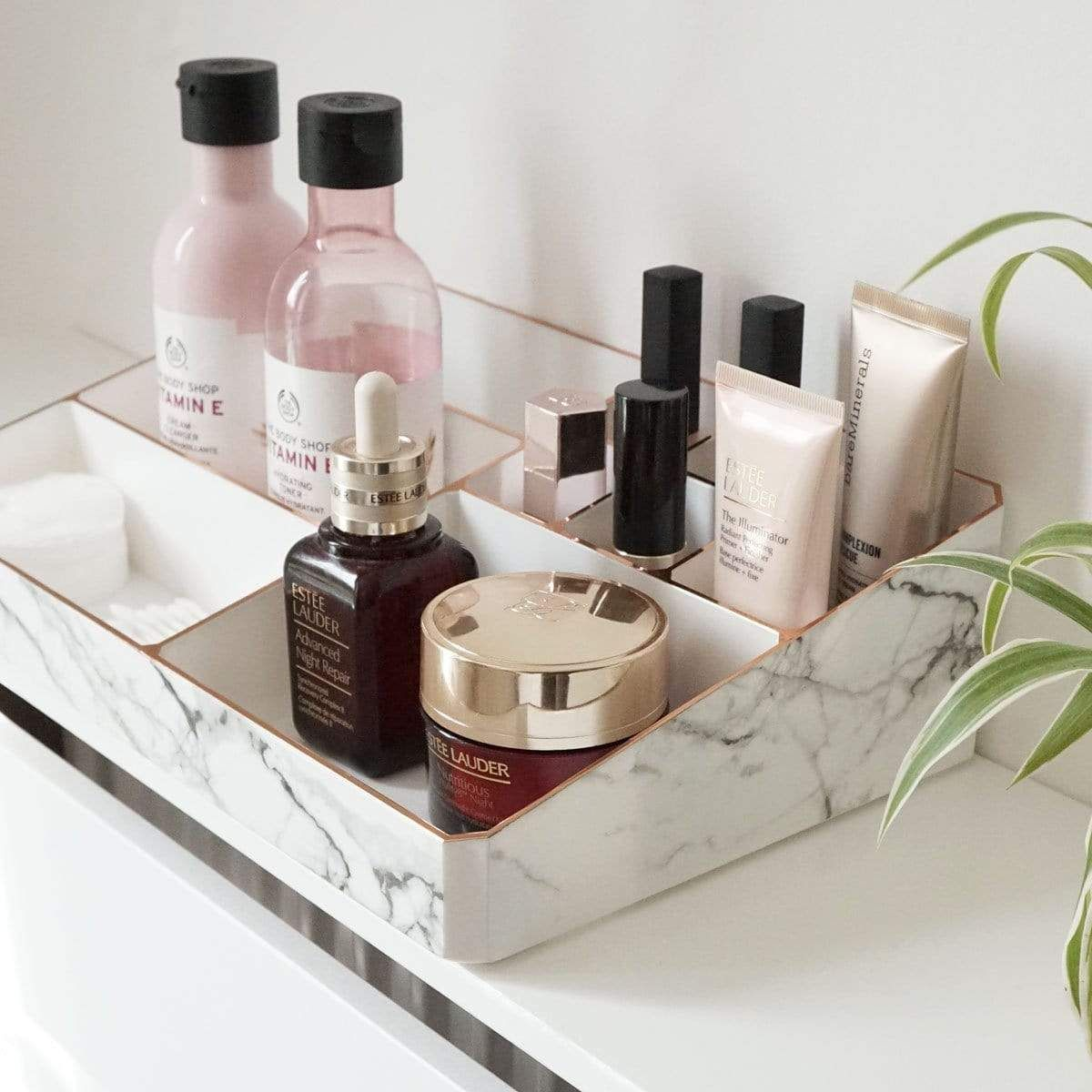 Marble Makeup Organiser (3 Colours)
