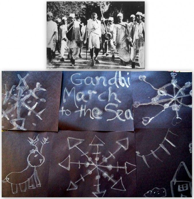 March-to-Sea-Gandhi