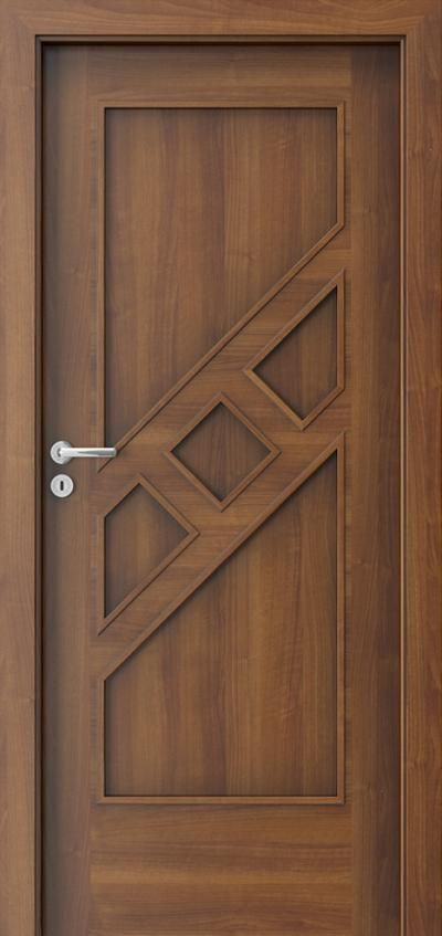 Contemporary Drzwi wewnętrzne Porta FIT D 0 Photos - Minimalist Solid Wood Closet Doors Contemporary