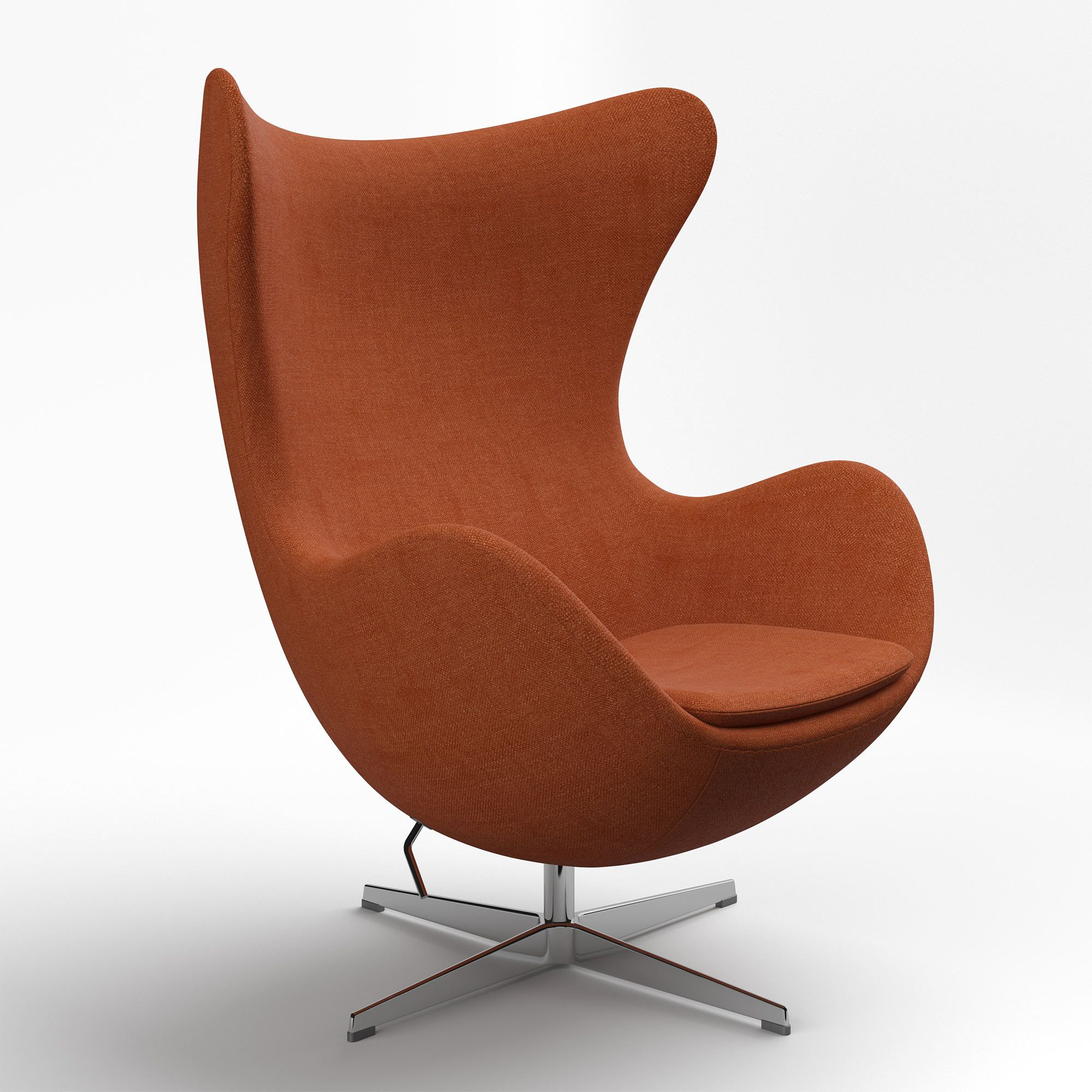 Jacobsen Egg Chair (With images) Egg chair, Oversized