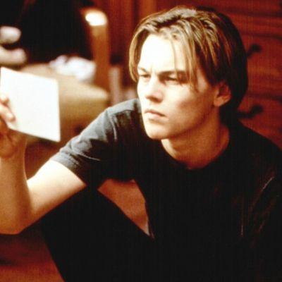 How to Get a Stylish Curtain Haircut | Pinterest | Leonardo DiCaprio ...