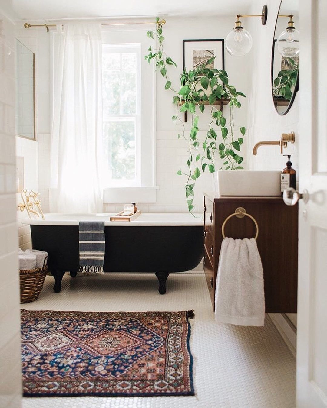 Beautiful Bathroom Chair Rail Specifics Please: Truly One Of The Most Beautiful Bathroom Renovations We've