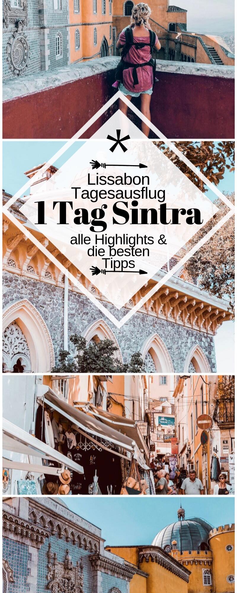 1 Tag Sintra: Die besten Sehenswürdigkeiten