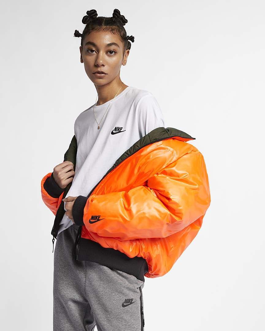 Nikelab Collection Women S Puffer Jacket Puffer Jacket Women Jackets Women [ 1080 x 864 Pixel ]