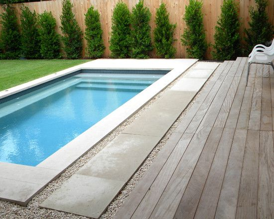 Decor Ideas Modern Landscape Design Austin From Robert Leeper Small Backyard Pools Small Pools Backyard Backyard Pool