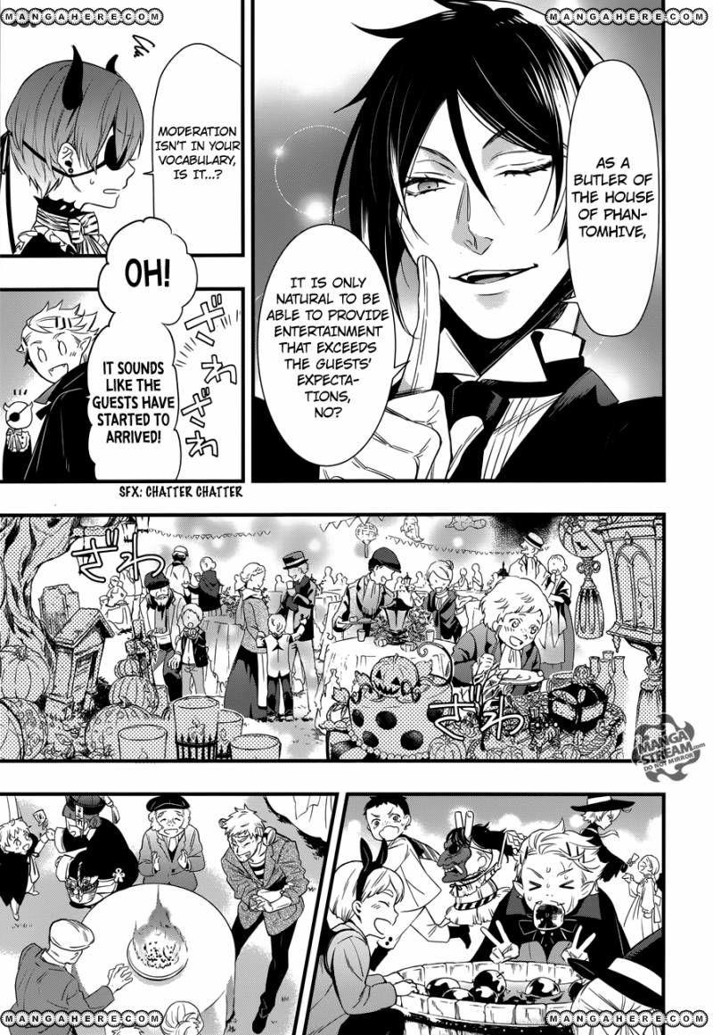Kuroshitsuji 120 Page 17