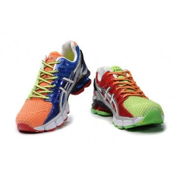 39dbcd6a4 ... shopping 69jq zapatos asics gel kinsei 4 hombre naranja verde 1e6a6  d4592