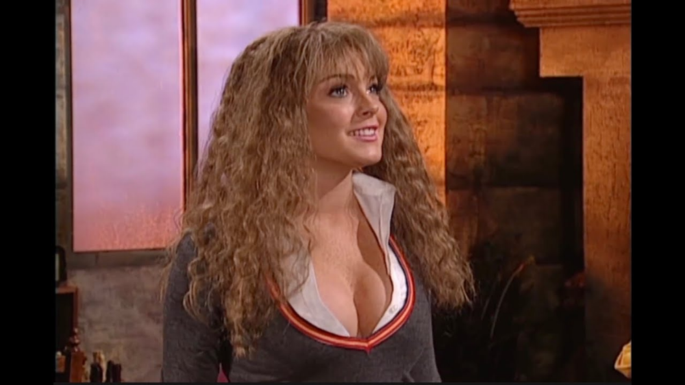Saturday Night Live Vault Lindsay Lohan As Hermoine Granger Saturday Night Live Lindsay Lohan Saturday Night