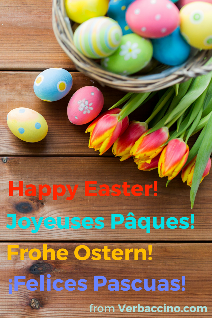 Happy Easter To Everyone Who Celebrates This Holiday Joyeuses Paques Frohe Ostern Felices Pascuas Holidayheadsup Happy Easter Easter Holiday