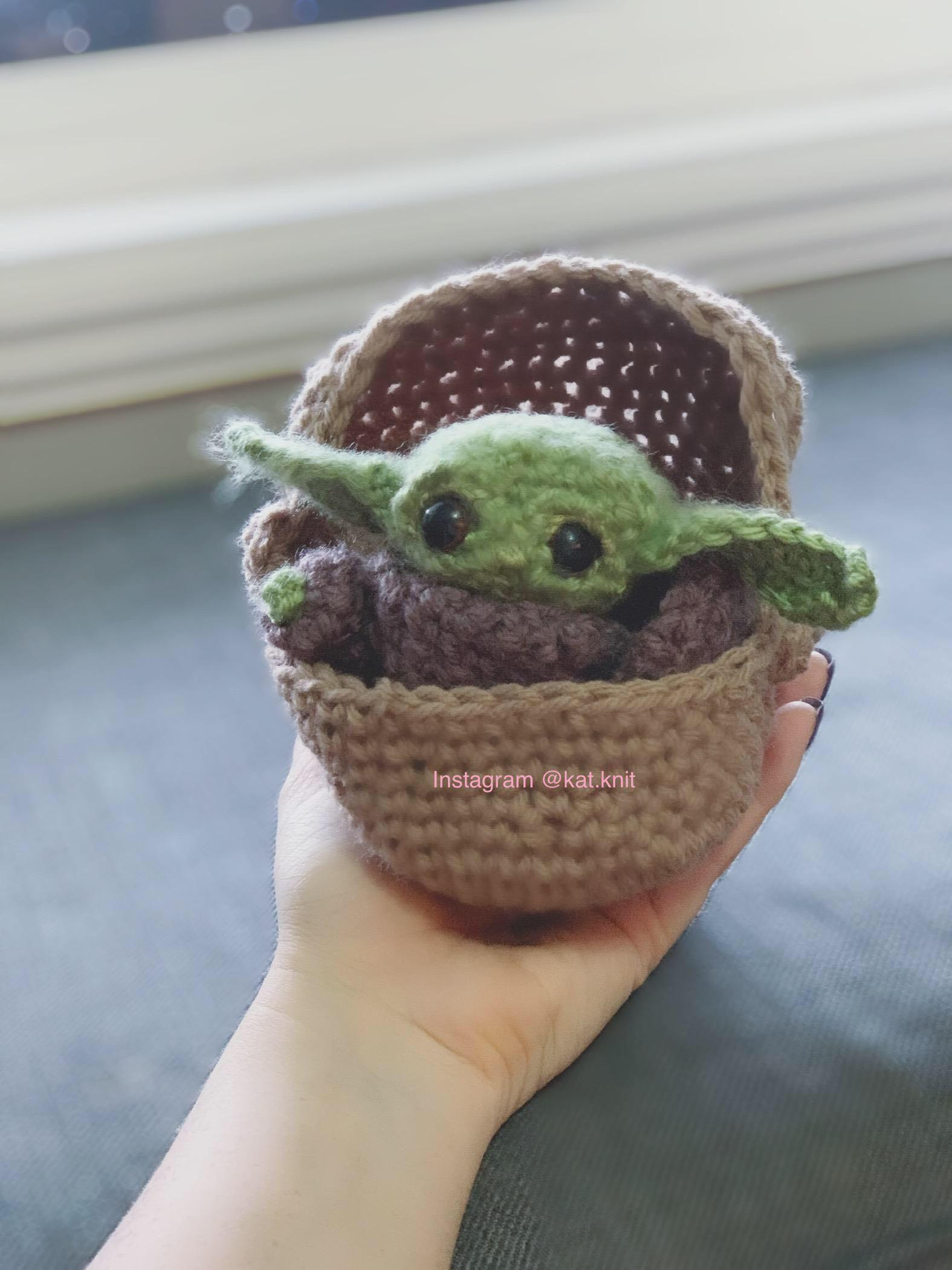 Beautiful R Yiddle Baby Yoda Grogu Star Wars Crochet Cute Crochet Crochet Stars