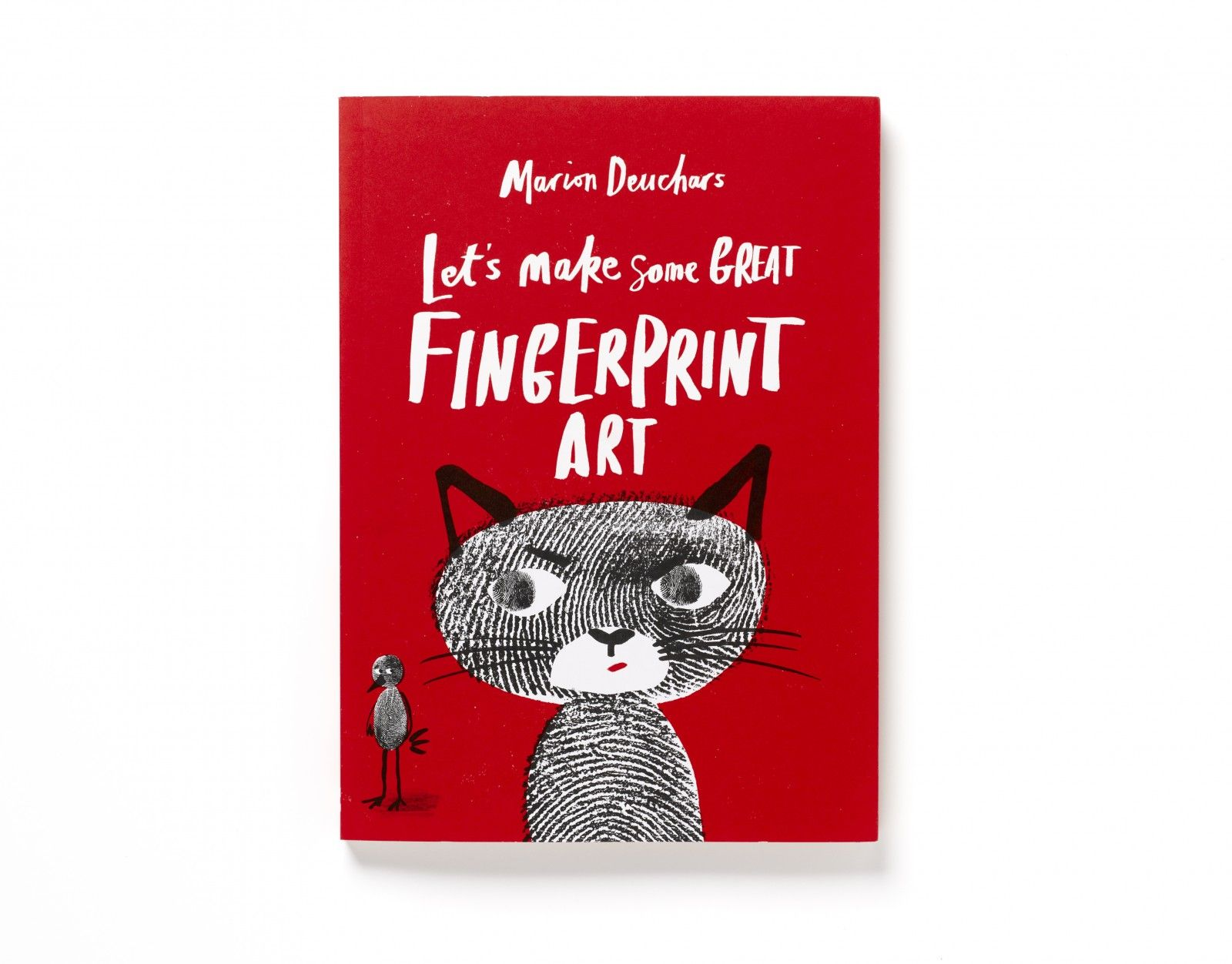 2013 / Book Design / Let's Make Some Great Fingerprint Art / Agency: Laurence King Publishing / Brand: Laurence King Publishing /