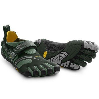 superior quality acd12 9fc7e Vibram Komodo Sport Shoes - 7.5 - Green Vibram.  49.99