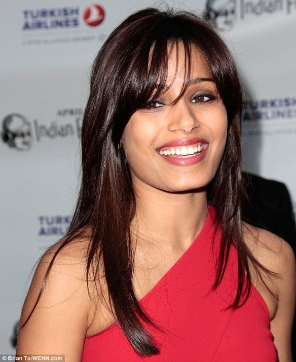 Highlights For Black Hair And Indian Skin Black Hair With