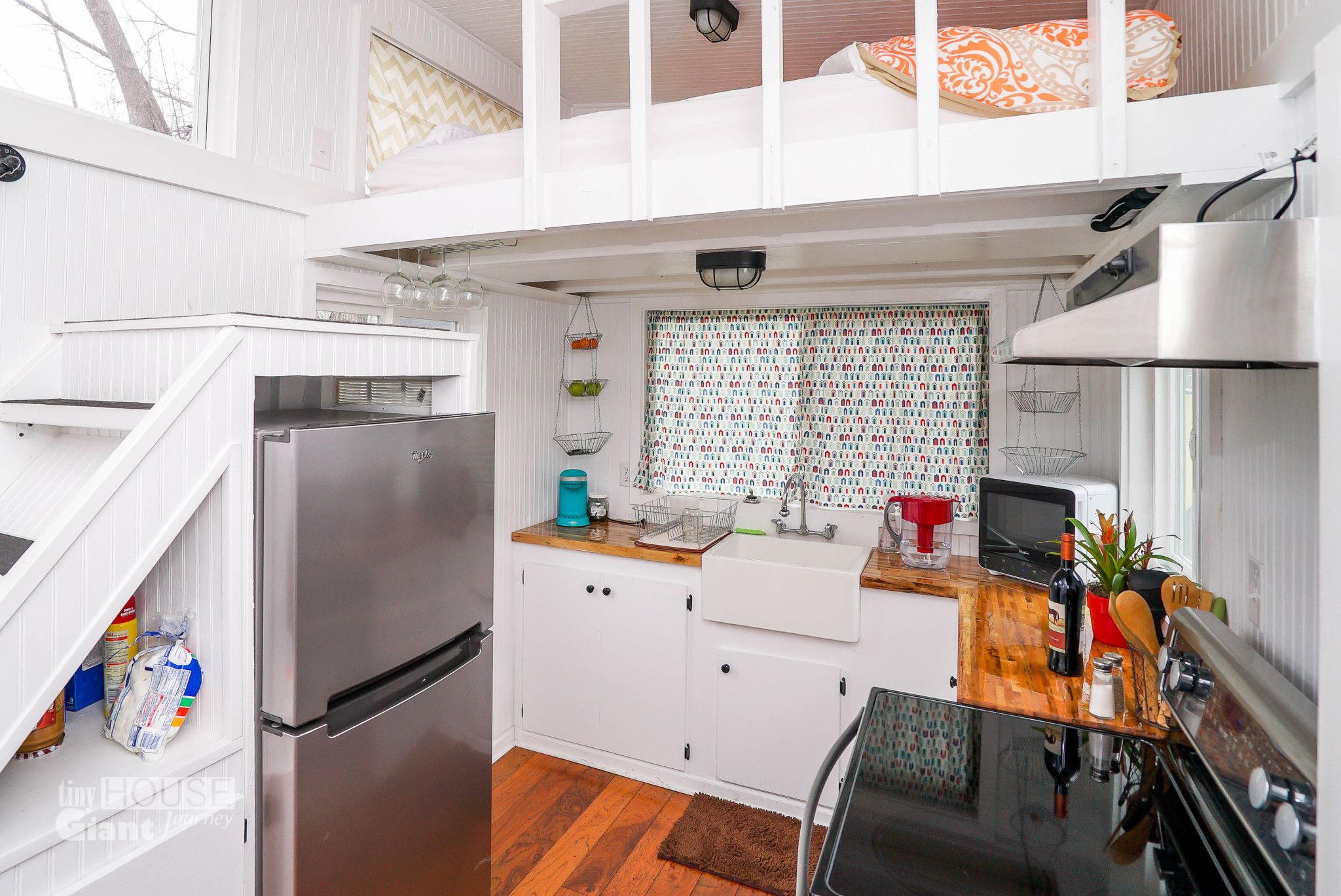 17+ Best Tiny House Kitchen and Small Kitchen Design Ideas | House ...