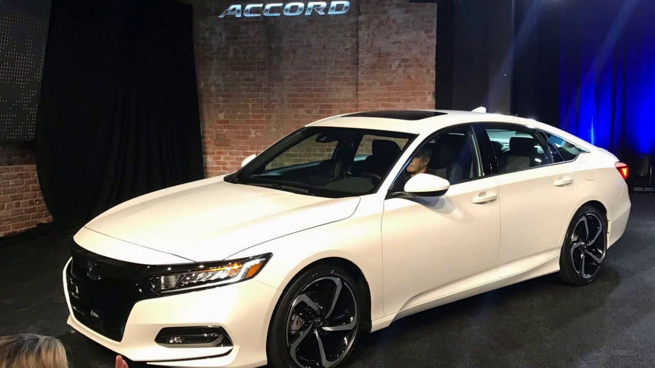 Pin on HOT NEWS! Honda Accord Sedan 2018 Crash Test And Safety