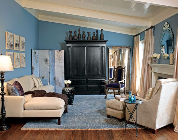 Art-Filled and Eco-Conscious Home | Traditional Home