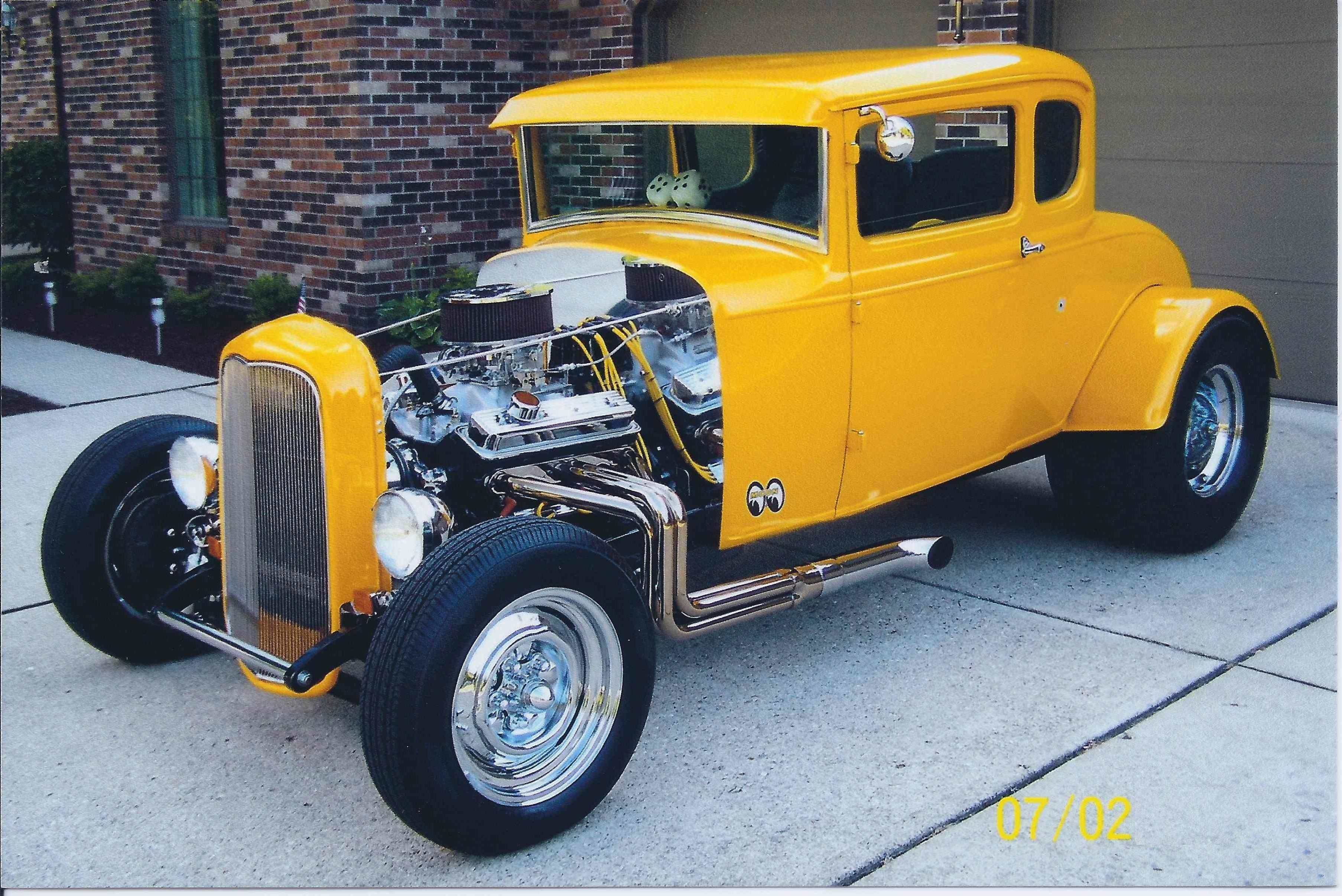 BluePrint Engines customer Jim Gard has installed our BP3833CT1 into his 1930 Ford Model A that he has restored. Looks amazing! #blueprintengines #crateengine #baseengine #bp3833ct1 #castironvortecheads #rollercam #420hp #caststeelcrank #modela #ford #joyride #calltoday #dynotested #warranty #engineenthusiasts #predictablepower #proenginebuilders