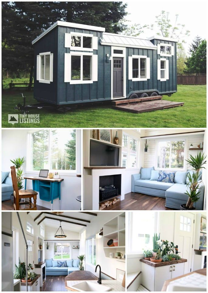 Royal Pioneer Tiny Home - Tiny House Trailer for Sale in Battle Ground, Washington - Tiny House Listings
