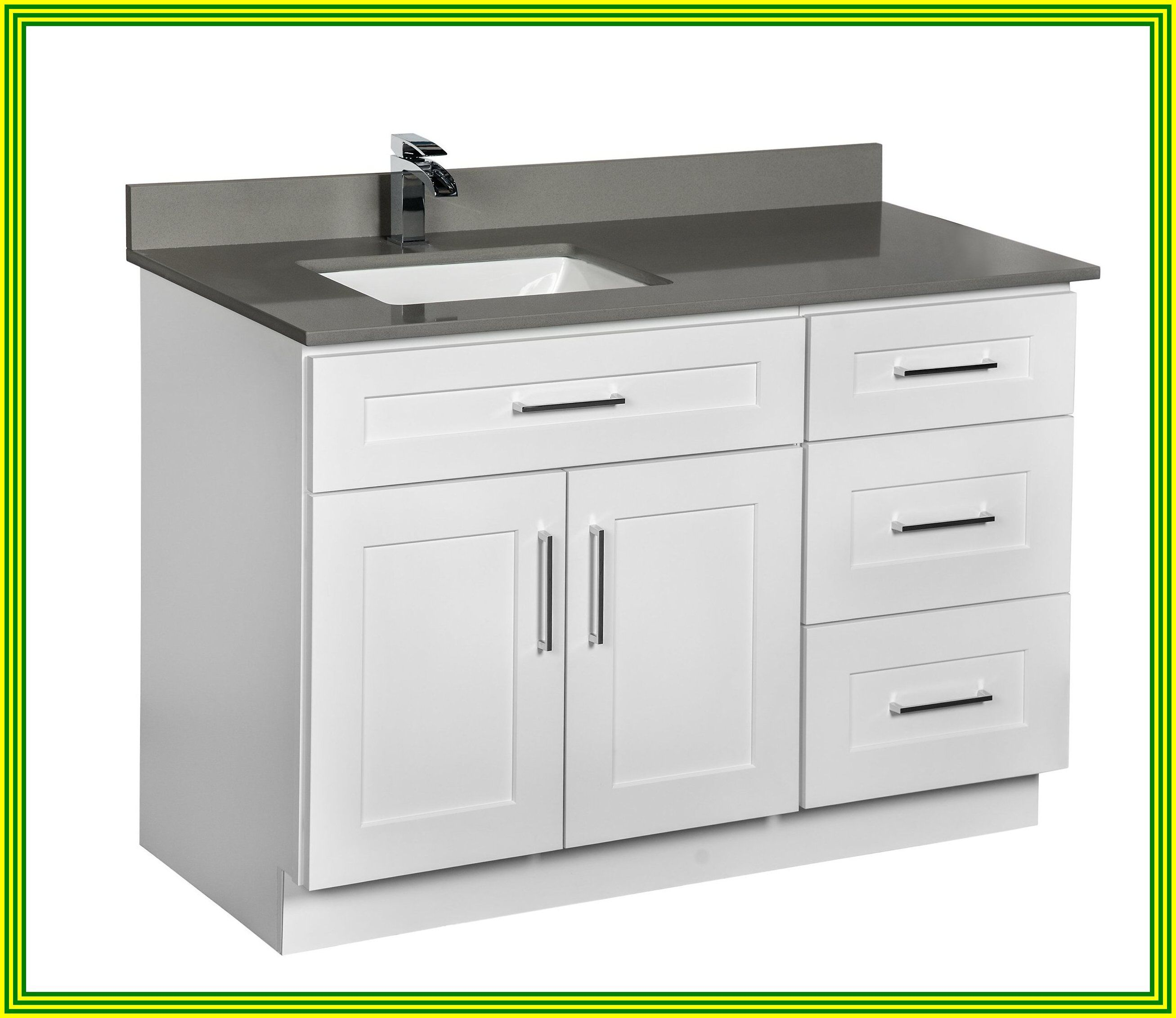 48 inch kitchen sink base with drawers48 inch
