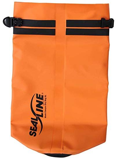 Seal Line Black Canyon 5Litre Dry Bag Review Bags