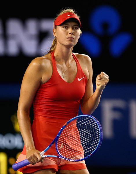 Air Rouge Nike Max 2015 Des Femmes De Tennis De Australian Finale Ouverte