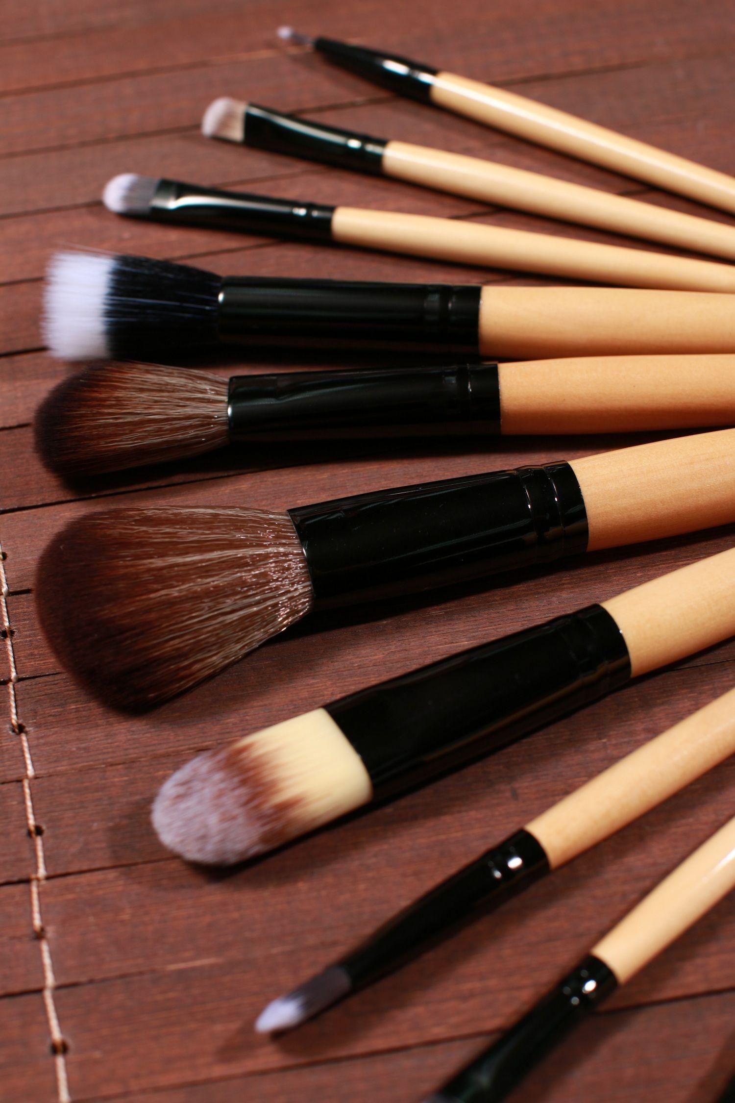 Beautiful Bamboo Makeup Brushes You should know Makeup