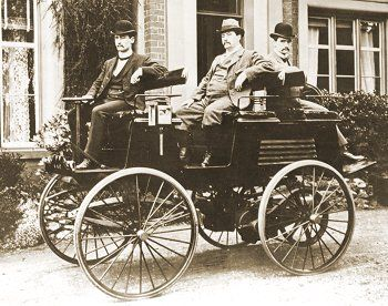 World S First Electric Car Built By Thoma Parker In 1884