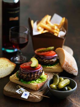 Chilli burgers |Gourmet Traveller