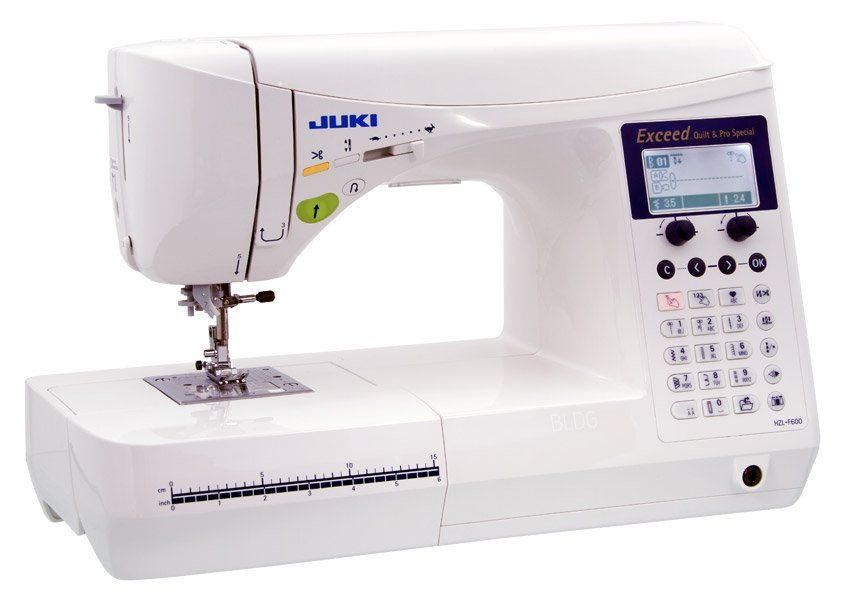 Juki HZL F600 Sewing Machine Review | Buying Guide ...