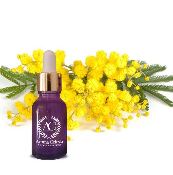 Pure Absolute Mimosa Essential Oil France Not India Essential Oils Oils Pure Products
