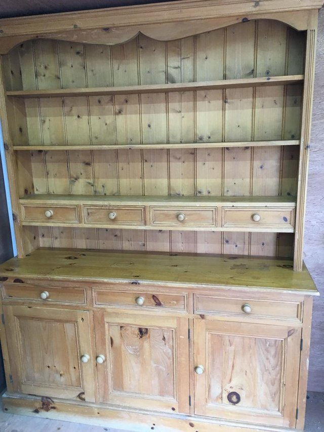 Welsh Pine Dresser in 2020 Pine dresser, Second hand