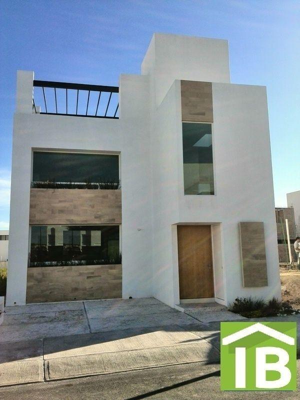 Casa en venta en hacienda juriquilla rec mara planta baja for Casas modernas juriquilla