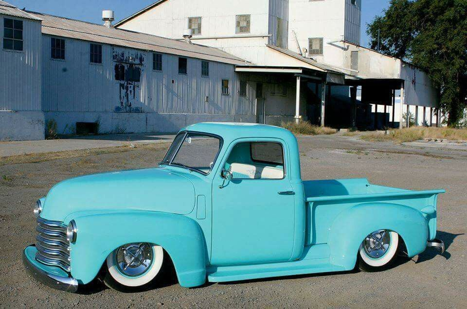 My Dream ride. | Animals that I love | Pinterest | 54 chevy truck ...