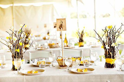 Cheap Rustic Wedding Decorations