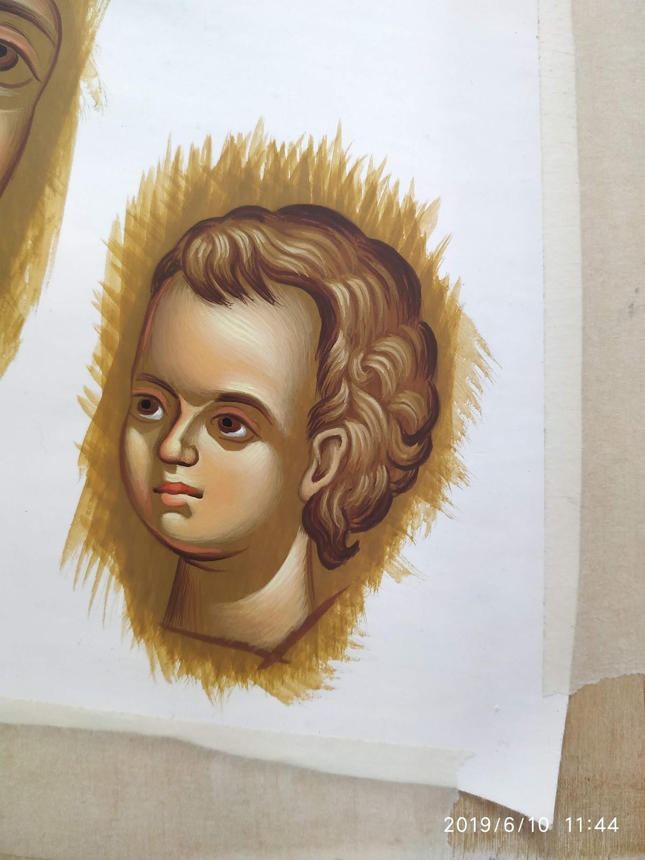 Картинка лик лицо