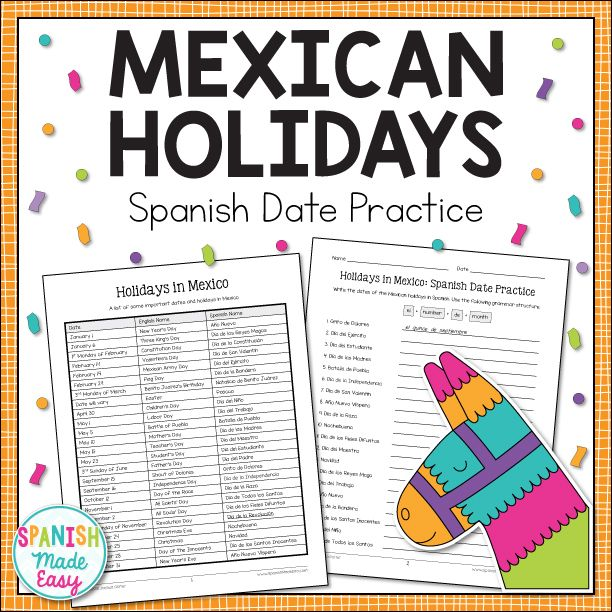 How to write dates in spanish in Brisbane