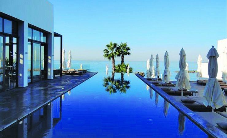 Almyra Paphos Hotels In Cyprus Mercury Direct Cyprus Hotels Paphos Hotels Paphos