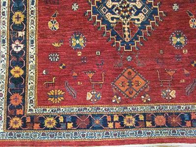 UnderCoverRugLover: What Makes an Oriental Rug Valuable?