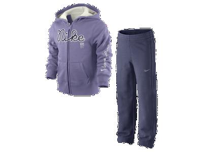 Nike Campus (3y-8y) Little Girls' Warm-Up -