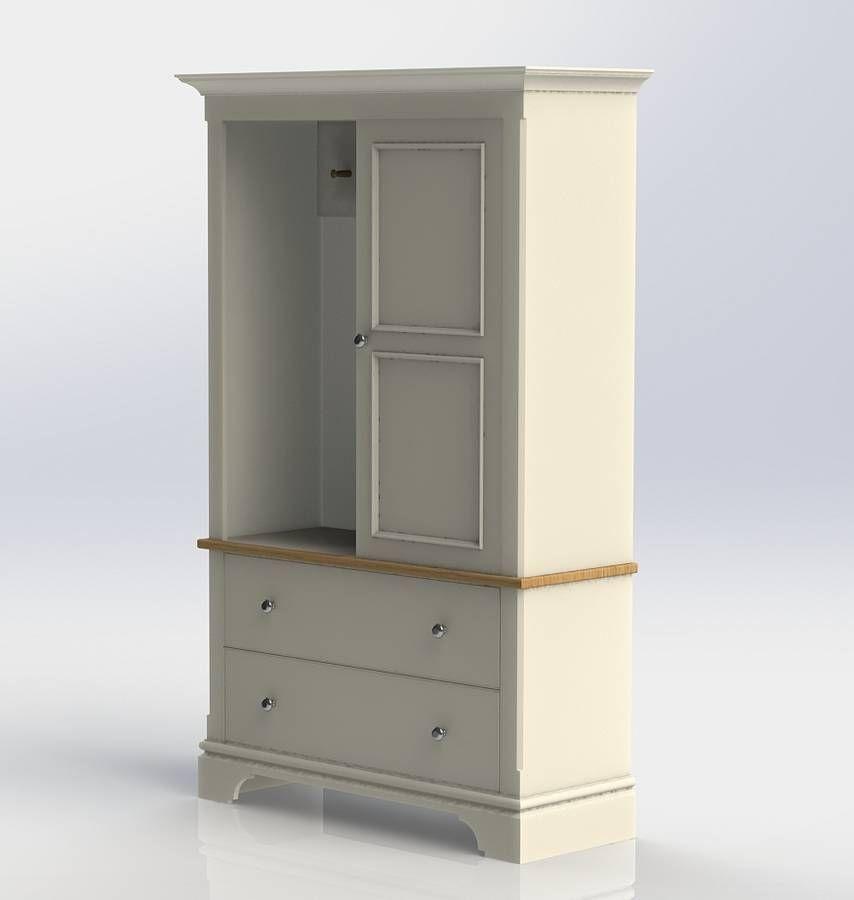 Baslow Cloak And Coat Cupboard