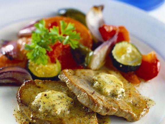 Schweineschnitzelchen mit Gemüse ist ein Rezept mit frischen Zutaten aus der Kategorie Schwein. Probieren Sie dieses und weitere Rezepte von EAT SMARTER!
