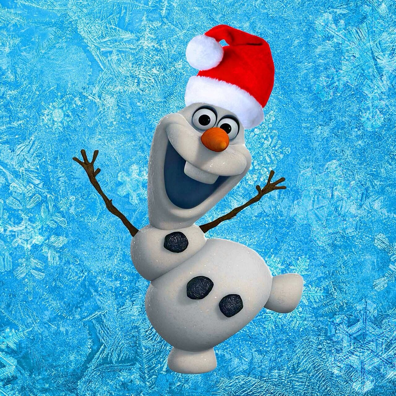 Pin by Paige Bowie on olaf Christmas phone wallpaper