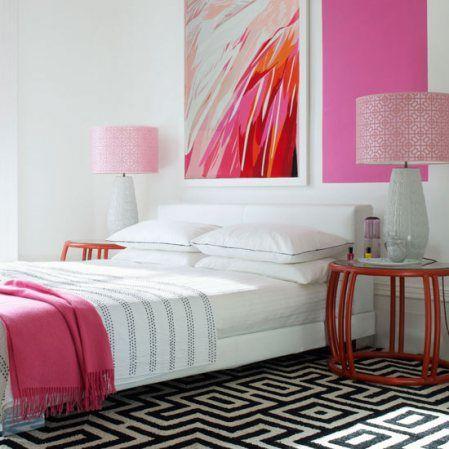 bedroom from Living Etc.