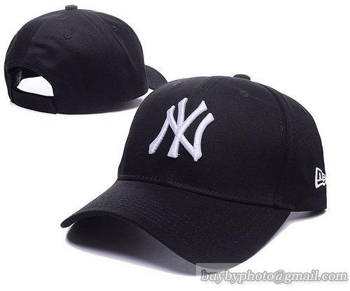 black leather baseball cap womens new york caps cotton mesh nylon