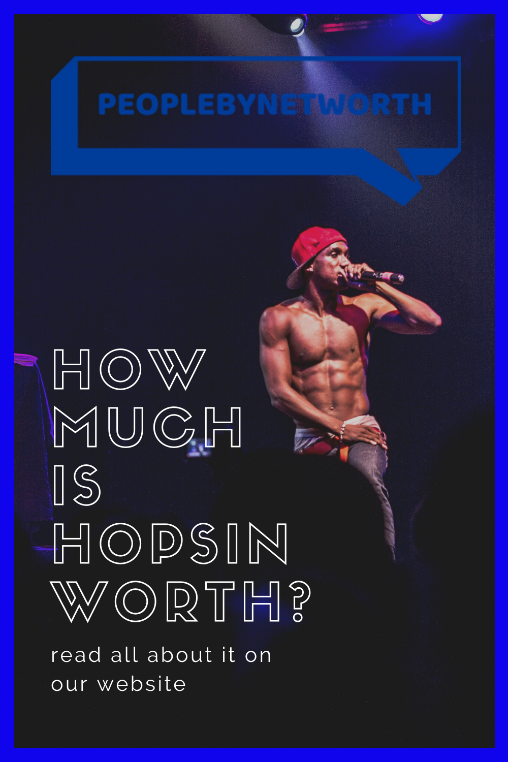 How much is Hopsin Worth? People By Net Worth in 2020